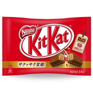 Nestle雀巢Kitkat mini-日本商品推薦