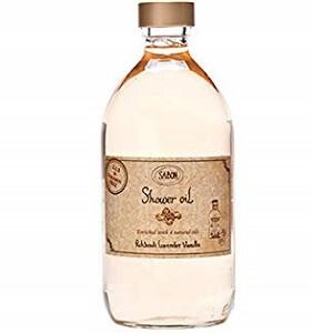 保養品推薦-SABON沐浴油