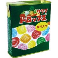 糖果推薦-SAKUMA罐裝水果糖