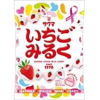 推薦必買-日本SAKUMA草莓牛奶糖