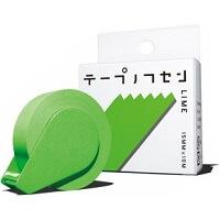 文具推薦-YAMATO膠帶型自黏便條紙