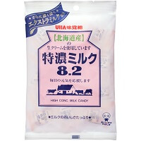 糖果推薦-UHA味覺糖特濃牛奶8.2