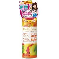 藥妝店彩妝推薦-Detclear Bright&Peel Peeling Jelly