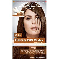必買推薦-日本L`OREAL PARIS Feria紛瑩 3D COLOR