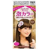染髮劑推薦-花王Liese Prettia泡沫染髮劑