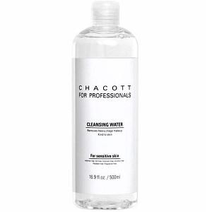 卸妝水推薦CHACOTT溫和保濕