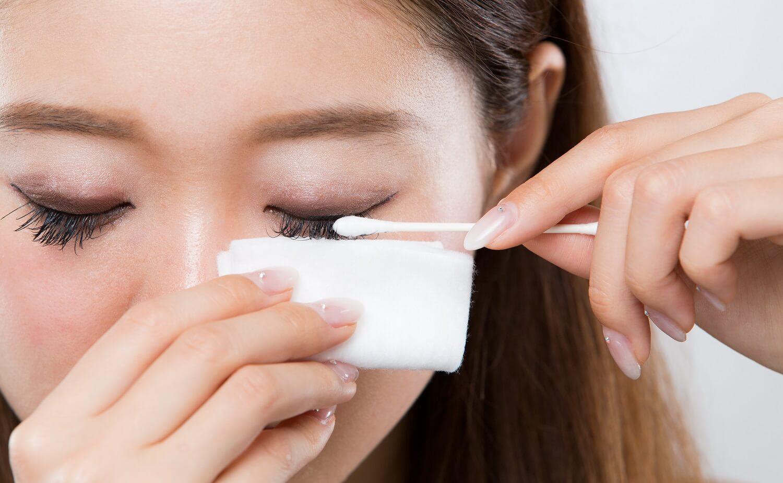 眼唇卸妝液基本使用方法解說