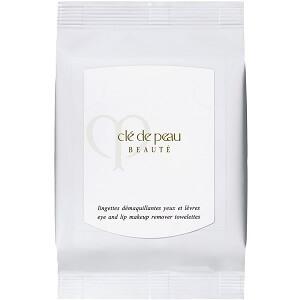 cle de peau Beaute 肌膚之鑰 眼唇柔膚拭妝布膜 推薦6