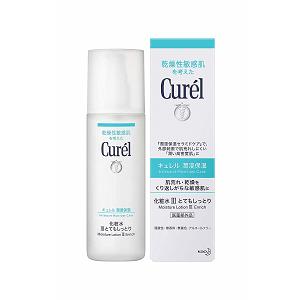 平價化妝水-Curél柯潤