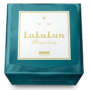 敏感肌推薦-LuLuLun Precious GREEN