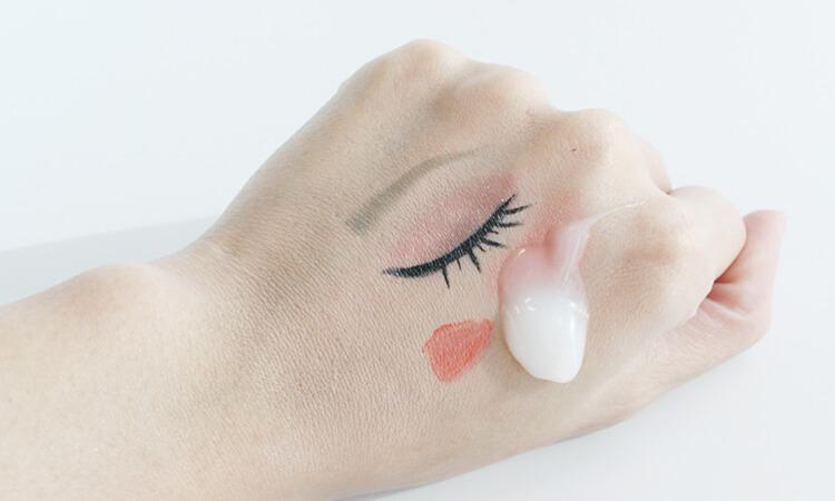 溫感去角質卸妝凝膠和彩妝融合中1