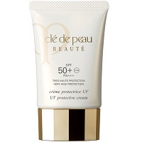 防曬品推薦-Clé de Peau Beauté Crème Protectrice UV