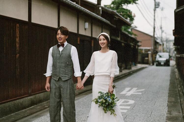 柯佳嬿走出離婚陰影與坤達幸福拍婚紗